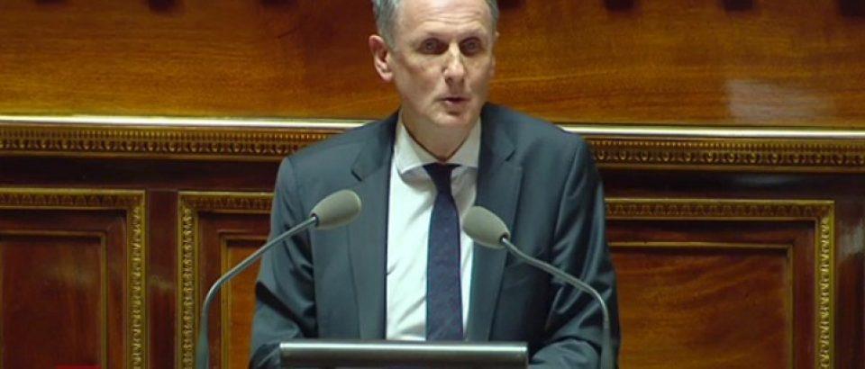 Séance du 29 novembre 2017. Rapport de Jean-Jacques Lozach sur le budget sport – Projet de Loi de Finance 2018.