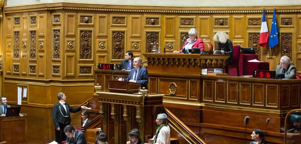 Rapporteur du budget sport pour le Projet de loi de finances 2016