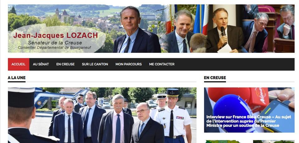 L'espace de communication de Jean-Jacques LOZACH