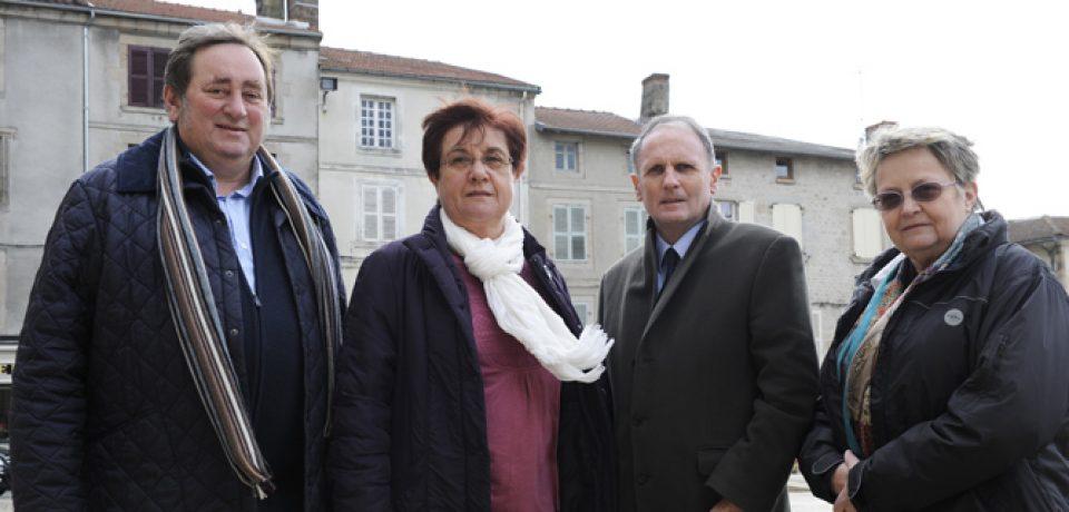 Rencontres des maires et des habitants du canton de Bourganeuf