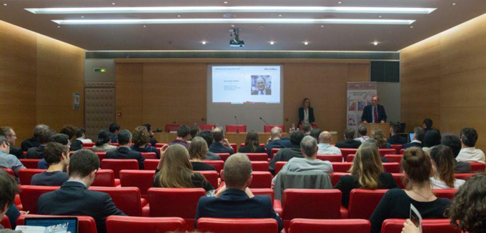 Une conférence du think tank européen Sport et Citoyenneté au Sénat