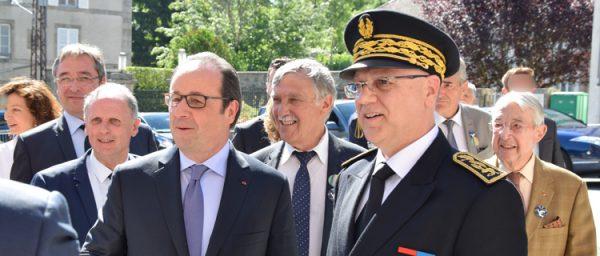 Reportage - Inauguration de la Cité de la Tapisserie