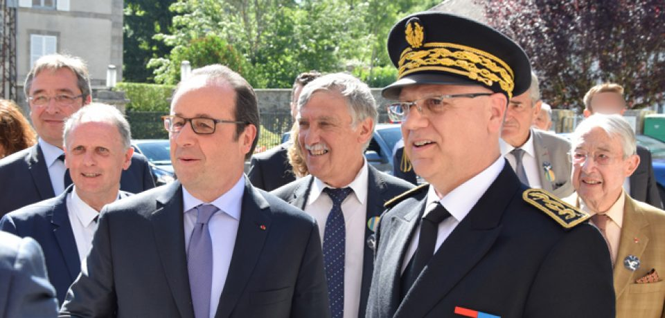 Reportage – Inauguration de la Cité de la Tapisserie