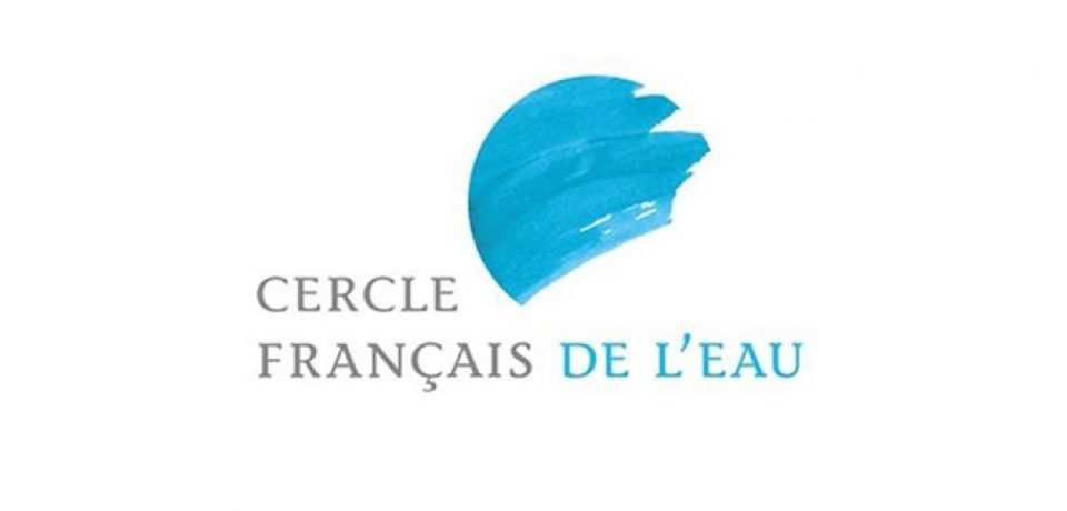 Communiqué – Intervention au Cercle français de l'eau