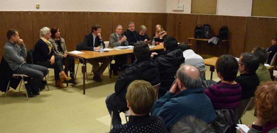 6e Rencontre territoriale sur les cantons d'Aubusson et Felletin