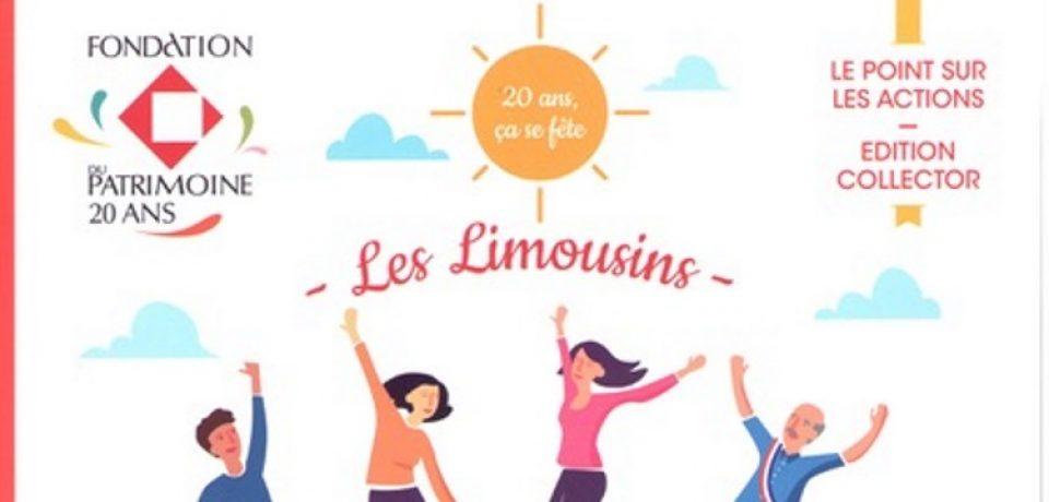 Les 20 ans de la Fondation du Patrimoine – Témoignage de Jean-Jacques LOZACH