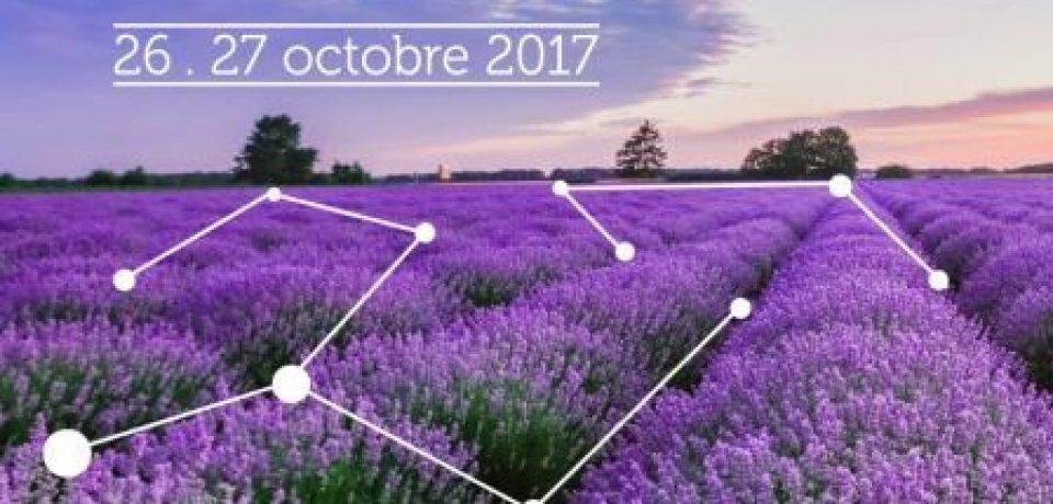 Prochaines rencontres d'automne de l'Association Nationale Nouvelles Ruralités les 26 et 27 octobre 2017 à Valence, Drôme.