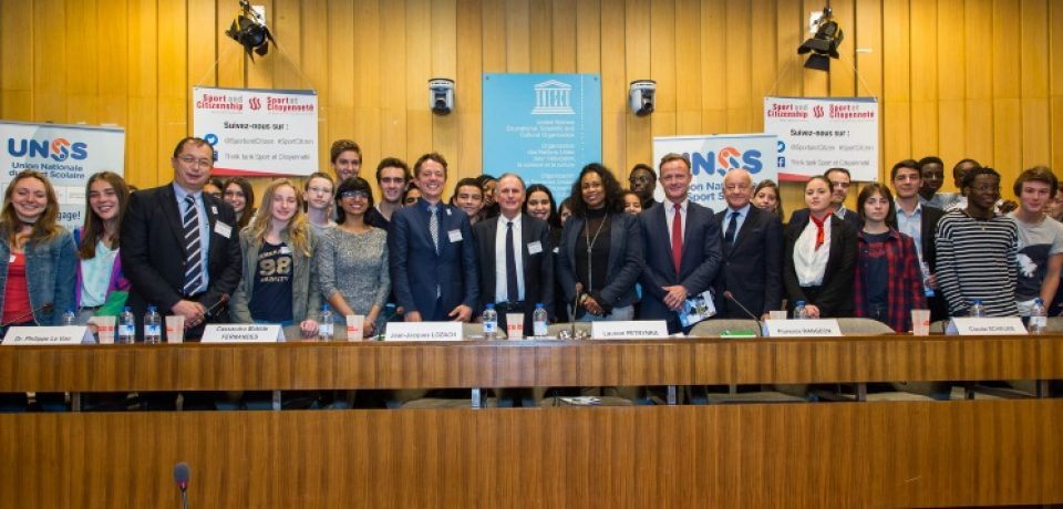 Prévention et lutte contre le dopage et les conduites dopantes : agir auprès des jeunes ! Conférence du 26 septembre 2017
