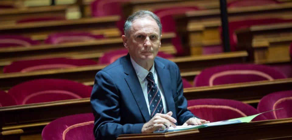 6 mars 2018 – Question orale adressée à M. le ministre de l'agriculture et de l'alimentation : Défaillance du programme européen pour le développement rural