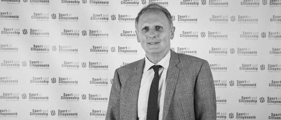 Lundi 18 décembre 2017. Intervention lors du 10ème anniversaire du laboratoire d'idée européen SPORT et CITOYENNETÉ, à Paris.