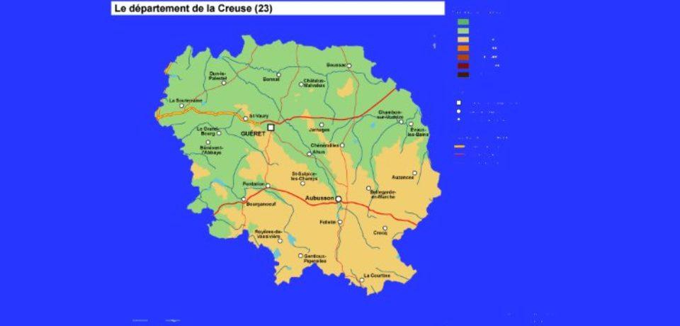 La Creuse va produire de l'électricité avec du bois- article de la Montagne du 19-3-2018