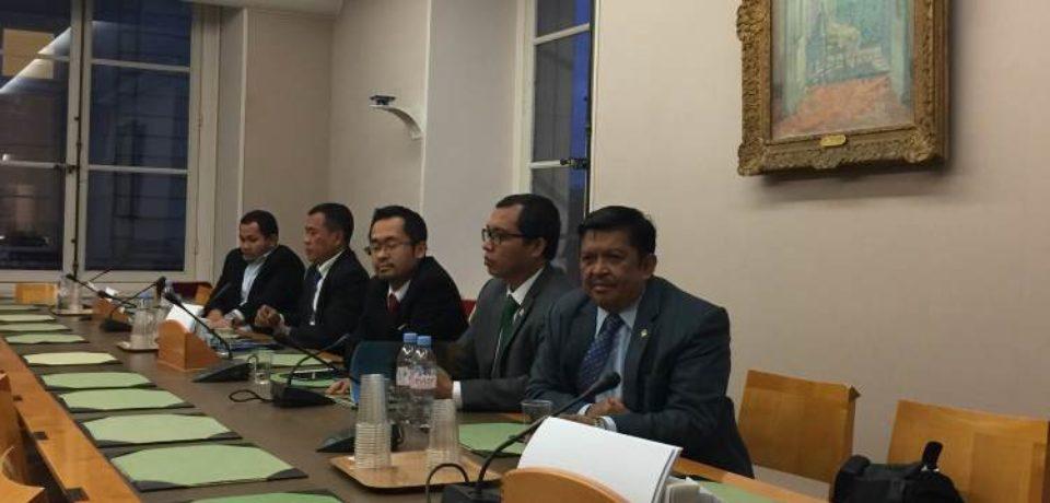 4 décembre 2018 – Groupe d'amitié France-Indonésie et Timor-Est