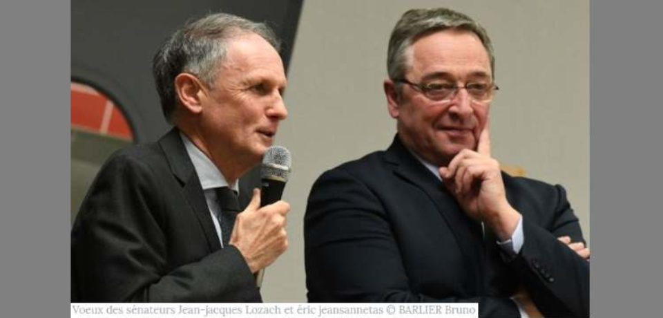 Communiqué de presse –5 mars 2019    de Jean-Jacques LOZACH et Éric JEANSANNETAS – Sénateurs de la Creuse – Rencontres territoriales du Sénat