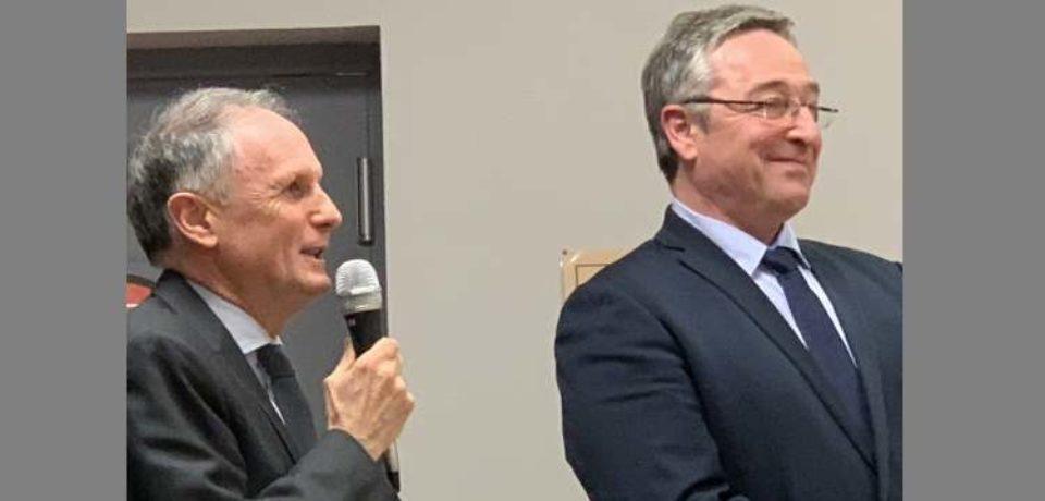 Communiqué de presse –22 janvier 2019 de Jean-Jacques LOZACH et Éric JEANSANNETAS, Sénateurs de la Creuse – Rencontres territoriales du Sénat