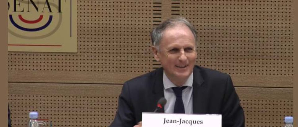 Jeudi 14 février 2019 – Intervention de M. Jean-Jacques LOZACH, Table ronde sur la lutte contre le dopage