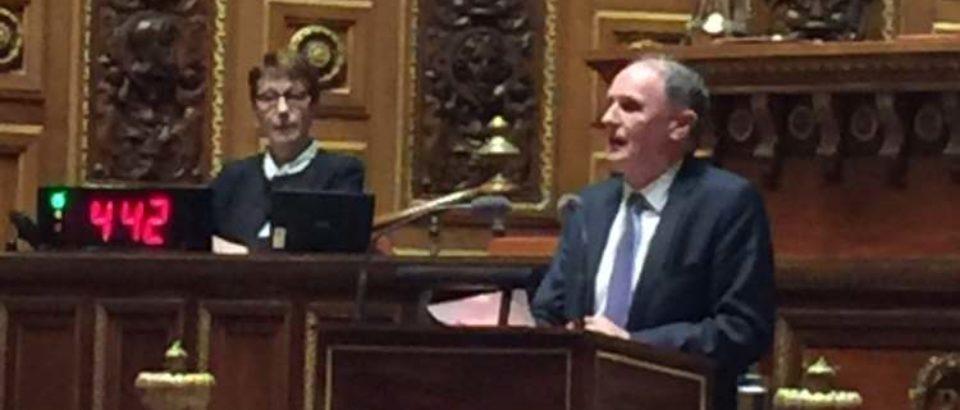 Mercredi 13 mars 2019 – Intervention en séance publique  Débat  « La juste mesure du bénévolat dans la société française »