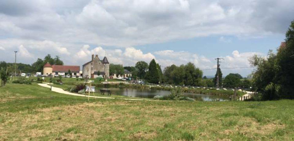 25 mai 2019. Présentation du projet d'eco-quartier à Lizières.