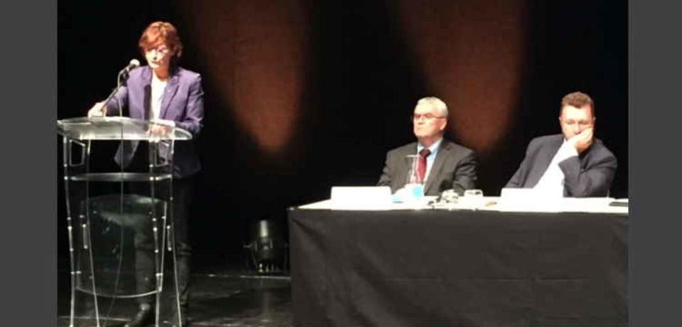 12 octobre 2019. Assemblée générale des Maires et Adjoints de la Creuse.