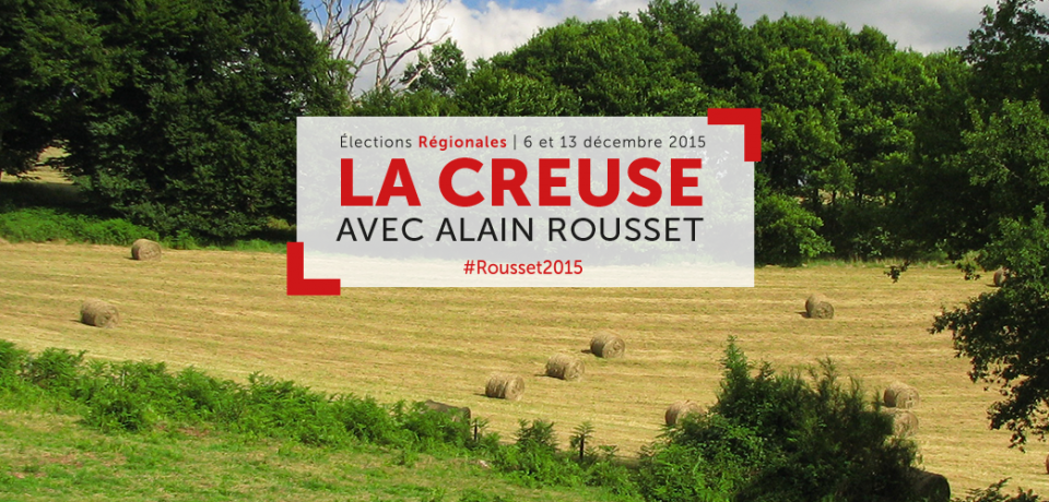 Régionales 2015 avec Alain Rousset : plus forts, plus solidaires, ensemble
