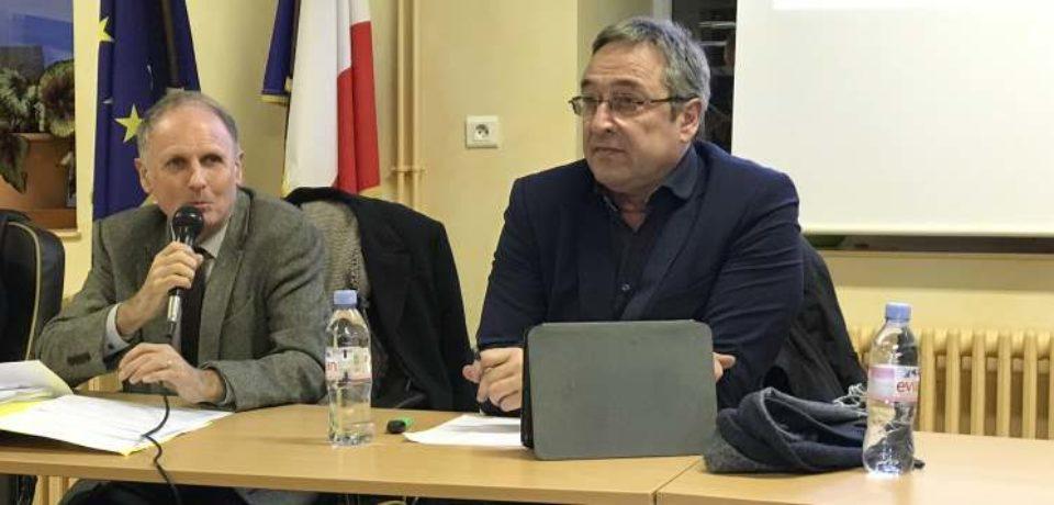 Communiqué de presse –20 mars 2019  de Jean-Jacques LOZACH et Éric JEANSANNETAS – Sénateurs de la Creuse Rencontres territoriales du Sénat