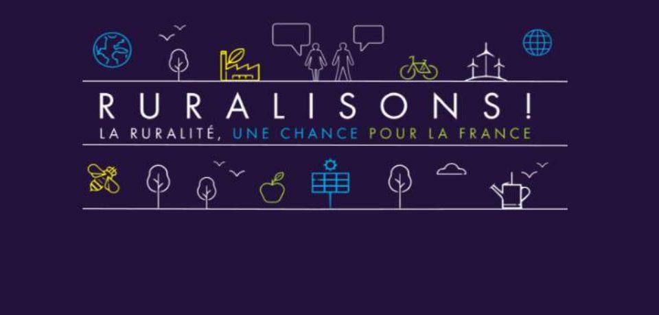 ASSOCIATION NATIONALE NOUVELLES RURALITÉS – 4 JUIN 2019