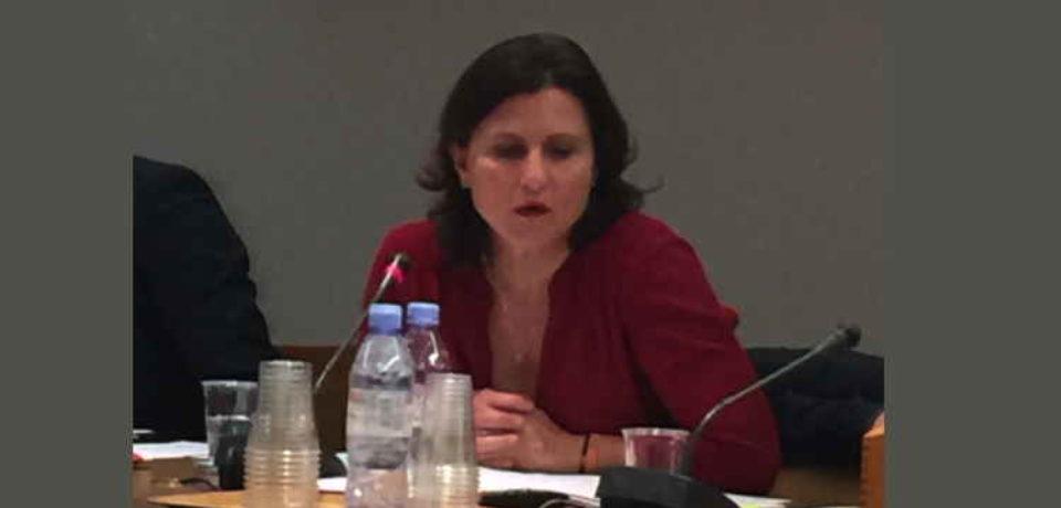 26 novembre 2019. Audition de Roxana MARACINEANU, Ministre des Sports, sur le Projet de Loi de Finances pour 2020.
