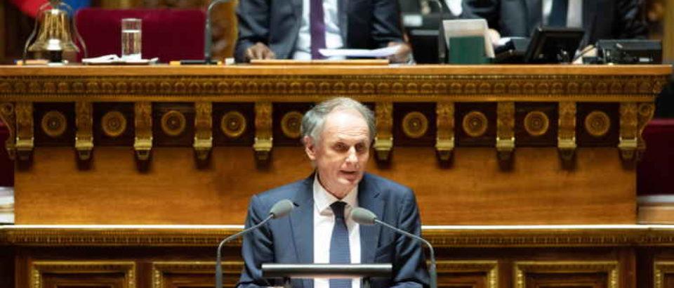 27 novembre 2019. Intervention en commission, en qualité de rapporteur pour avis du budget des Sports. Projet de loi de finances 2020.