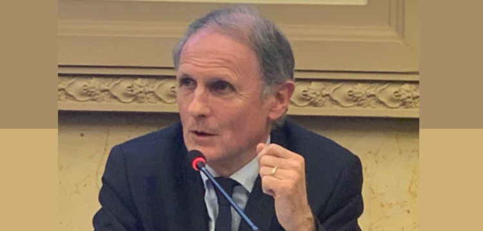 Mardi 21 janvier 2020. Groupe Ruralités du Sénat. Audition des principaux représentants du Parlement rural Français.