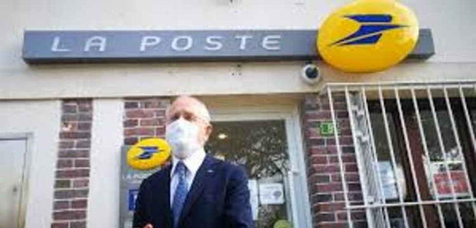 15 mai 2020. Réponse du PDG du groupe La Poste.