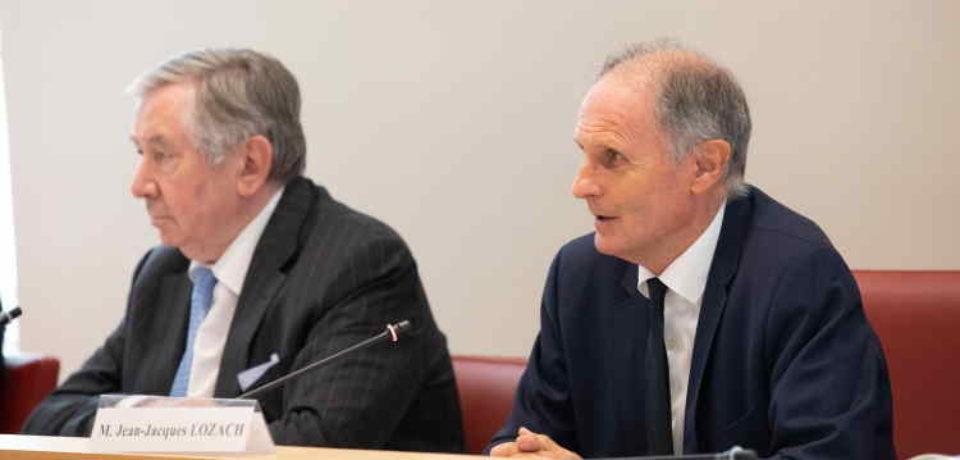 8 septembre 2020. Présidence de la Mission d'Information sénatoriale sur l'organisation et le fonctionnement des fédérations sportives. Synthèse du rapport.